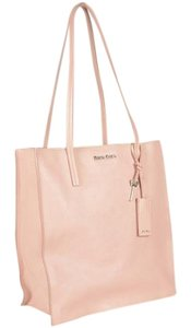Miu Miu Orchidea Leather Tote in Pink