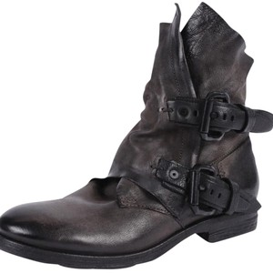 A.S. 98 Gray Boots