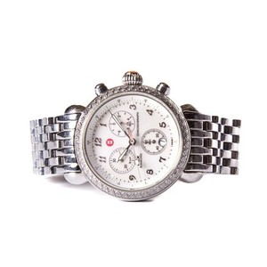 Michele Michele Silver Stainless Steel 'CSX' Watch