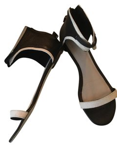 Jason Wu Black and white Sandals