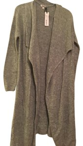 BB Dakota Bb Tabbethafuzzy Cardigan Long Sweater