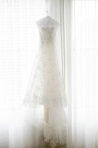 Monique Lhuillier Treasure Wedding Dress