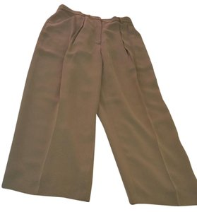 Jones New York Wide Leg Pants Mixture of gray/olive/black
