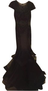 Terani Couture Terani Evening Gown Wedding Tie Special Occasion Dress