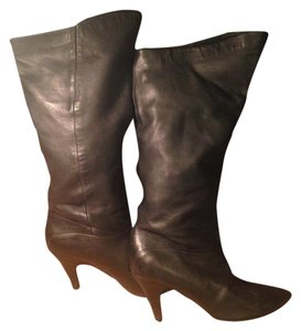 Jeffrey Campbell Sexy Midcalf Black Boots