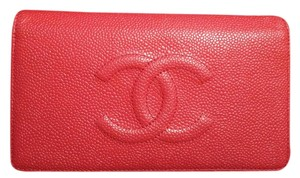 Chanel Chanel CC Long Wallet