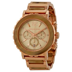Michael Kors Nwt Michael Kors Lille rose gold tone watch