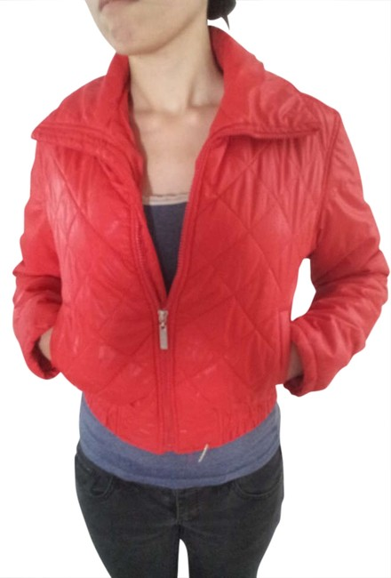 Preload https://img-static.tradesy.com/item/196649/kitson-red-coat-size-8-m-0-0-650-650.jpg