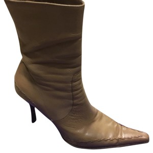 Privileged Natural Boots