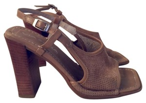 Via Spiga Sandal Tan Sandals