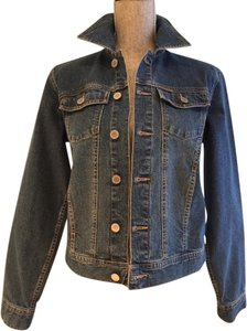 Calvin Klein Size Small Jeans Fall Denim Womens Jean Jacket