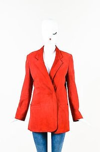 Joseph Basic Red Jacket