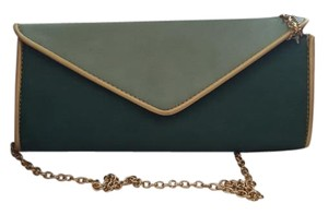 Big Buddha Green Clutch