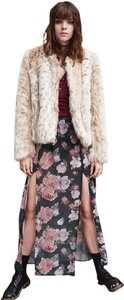 Kimchi Blue Urban Outfitters Fur Coat