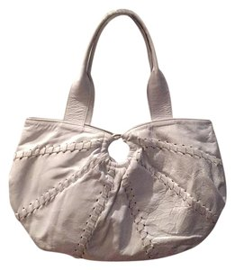 Roberta Tote in White