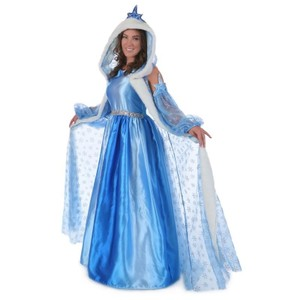 CoSTUME NATIONAL Halloween Costume- Adult Winter Princess