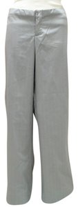 Chaiken Chaiken Maternity Grey Plain Front Flare Pants