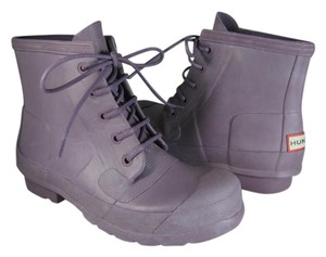 Hunter lilac purple Boots