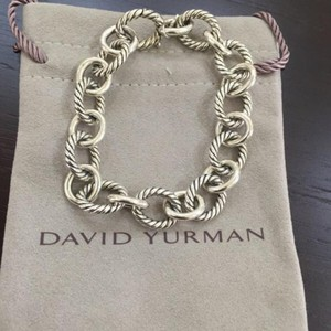 David Yurman Authentic David Yurman Oval Link Bracelet