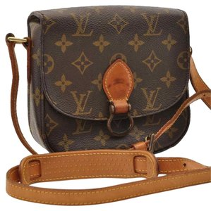 Louis Vuitton Celine Balmain Ysl Tote Crossbody Shoulder Bag