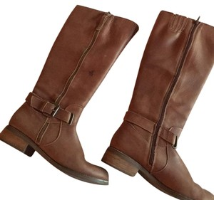 Seychelles Brown leather Boots