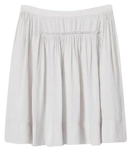 Banana Republic Skirt Silver Screen