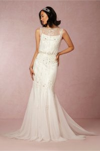 BHLDN Bhldn Magnolia Or Alma Novia By Rosa Clara Palas (8b209) Wedding Dress