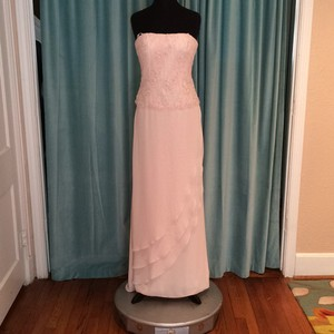 Cameron Blake Blush Dress