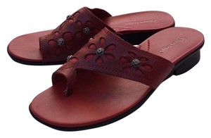 Bare Traps Red Sandals