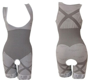 Other Bamboo Shapewear Shaper Control Top Underbust Dress