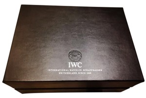 IWC IWC Brand New Large Watch Box