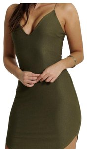 Other short dress Khaki /Olive on Tradesy
