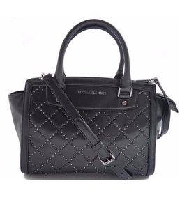 Michael Kors Designer Satchel in Black