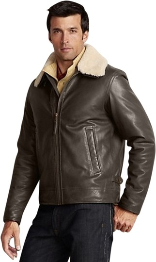 Preload https://item3.tradesy.com/images/eddie-bauer-black-men-s-down-leather-bomber-jacket-xl-tall-1966947-0-0.jpg?width=440&height=440