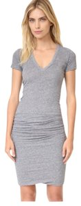 Monrow short dress Heather Grey on Tradesy