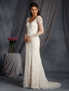 Alfred Angelo 2548 Wedding Dress