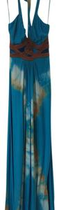 Blue Maxi Dress by Sky