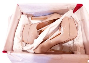 RED Valentino powder pink Pumps
