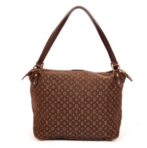Louis Vuitton Monogram Idylle Satchel in Fusain (Brown)
