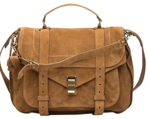 Proenza Schouler Satchel in Brown