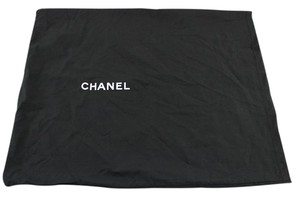 Chanel #8804 Open top XL Dust Pouch Large 16x20.5 Tote Bag