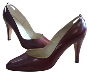 Amalfi Brown Pumps