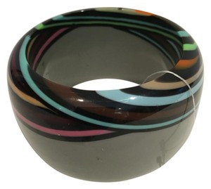 Sobral Sobral Retro multi colored resin bracelet