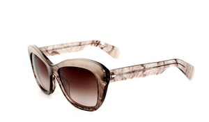 Oliver Peoples Oliver Peoples Sunglasses Emmy Pecan Pie Color New in Case