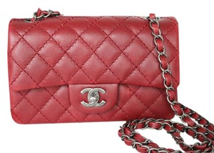Chanel Rectangular Mini Mini Cross Body Bag