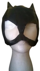 Frederick's of Hollywood Halloween Costume S& M Bat Girl Cat Woman Mask