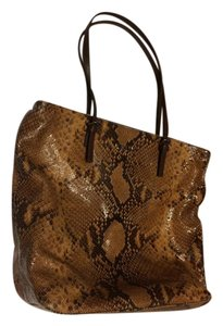 Furla Tote in Brown multi