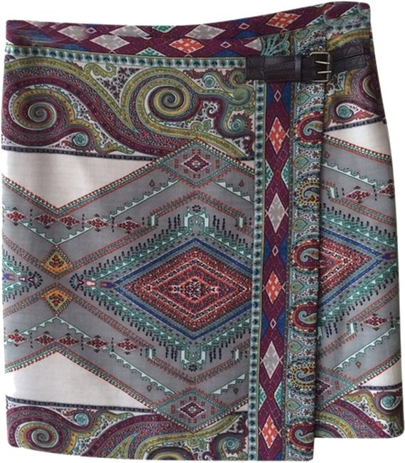 Etro Skirt Multi-color