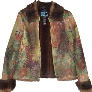 Custo Barcelona Fur Coat