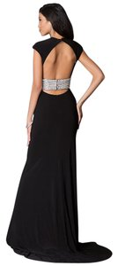 Jovani Rhinestone Sexy Elegant Gown Dress
